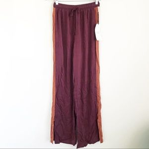 Forever 21 high waisted wide leg pants